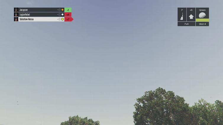 LegionRebel playing Grand Theft Auto V