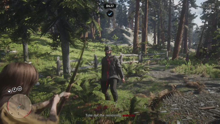 ihatethewoods playing Red Dead Redemption 2