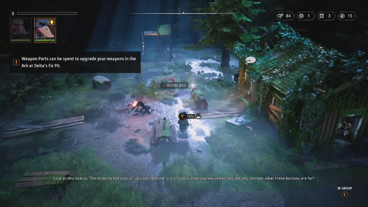 Ranger Imperius playing Mutant Year Zero: Road to Eden