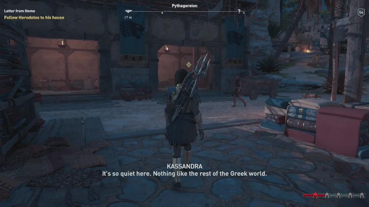 EuanAlexDuff playing Assassin's Creed Odyssey
