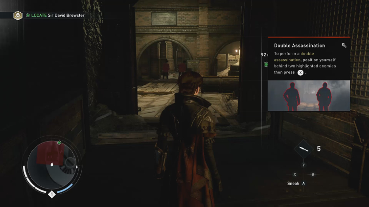 ASaltyTortilla playing Assassin's Creed Syndicate