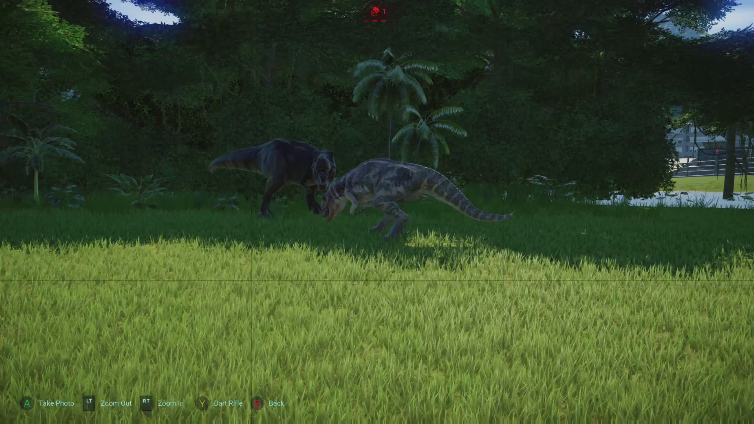 MisguidedOmen playing Jurassic World Evolution