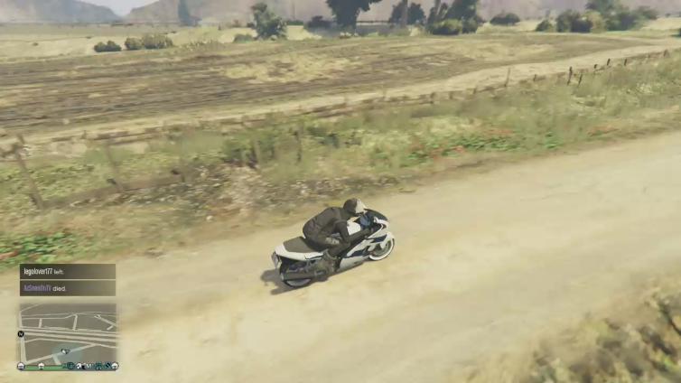 ToxicComics playing Grand Theft Auto V